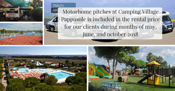Camping Village Pappasole offer