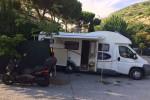 Camping Porla Mar